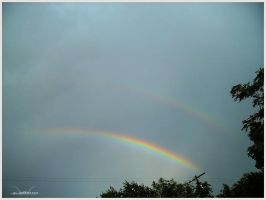 Double Rainbow by SuicideBySafetyPin