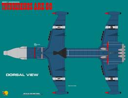 Gerry Andersons Thunderbirds Are Go Zero-X Sheet 7 by ArthurTwosheds