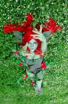Come to me... -- Poison Ivy  - Yamashita version-- by drummerina