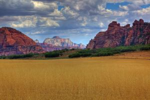Kolob Terrace III by ernieleo
