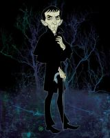 Original Barnabas Collins by belledee