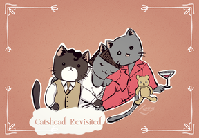 Catshead Revisited by GlenLorence