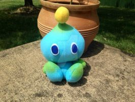 Final Finished Chao Plushy 3 by MINDYWAAAA
