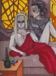 Cardassian Couple by Dethspider
