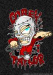 001 Slipknot Corey Taylor by Cash2Face