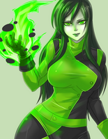 Shego by Exaxuxer