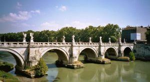 Ponte Sant'Angelo by Ampata