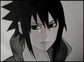 Sasuke by Amrinalc