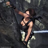 Tomb Raider Lara Croft 35 by typeATS