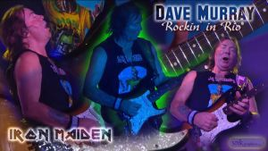 Dave Murray - Rockin in Rio Sept 22/13 by theRealJohnnyCanuck