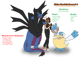 Akia's Round 4 Reference by LucarioGirl4Ever