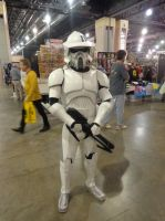 Clone Trooper - Wizard World Philly by CptTroyHandsome