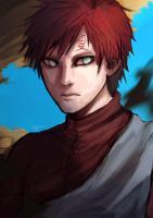 Sabaku No Gaara by Stacheous
