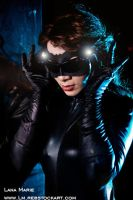 TDKR Inspired Catwoman by dreamerl85