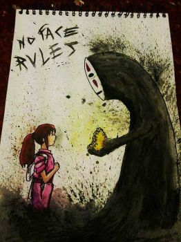 NO FACE RULES by estoesparajuego