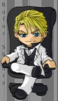 Chibi Rufus Shinra by pen-gwyn