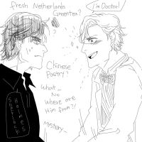 sherlock meet 11th doctor by hd6428
