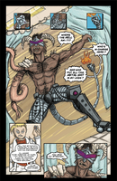 THE BEAST OF VOID - My Patron Saint pg 4 by The-BenT-One