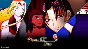 War: 13th Day [Fantasy, Psychological, Romance] by askDreamgazer