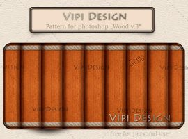 Pattern for photoshop - Wood v.3 by elixa-geg