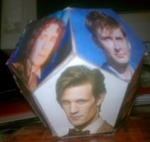 Doctor Who Dodecahedron 3 by gpsc