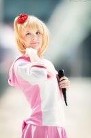 Momo Kisaragi - Eye Attention by Himecchin
