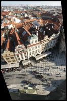 Dear Prague by Milarca