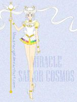Miracle Sailor Cosmos by LiLoAznAngel