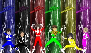 Anime Zordon Era MMPR1 for Andr-uril by rangeranime