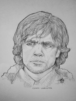 Tyrion Lannister - Game of Thrones by TheAngryMammoth