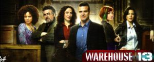 Warehouse 13 Banner by MiniReyes