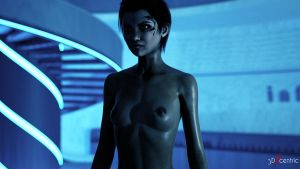 Mako - Blue by 3DXcentric
