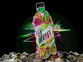 Mountain Dew by Kingpizzada8th