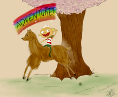 flapjack - adventure by ts-lawan