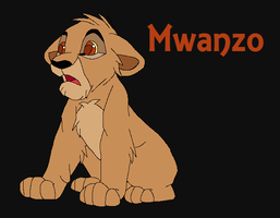 Mwanzo- Hate's Son by Cece-Edgars-Sister