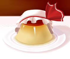 Flan by Mazume