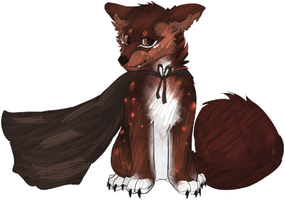 commission//fullbody//'stitchy' shading//ashee by canine-rein