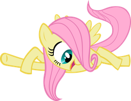 Request: Fillyshy's air acrobatics by Pangbot