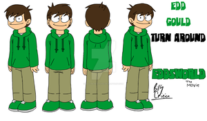 Edd Gould Turn Around: EW The Movie by BillyBCreationz