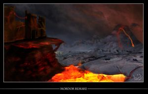 Mordor Remake by danishsaeed