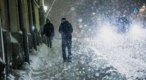Snow in Helsinki - 2012 - 8 by hmcindie