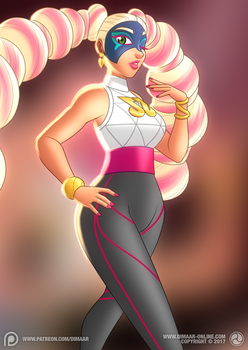 Twintelle - Arms by Dimaar