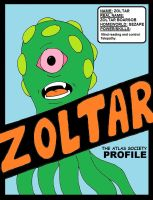 The Atlas Society: Zoltar by backerman