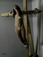 Crucifixion of a Willing -3 by makar013