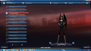 Tiefling Gothika - City of Heroes by Thrythlind