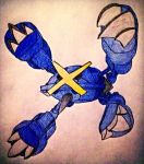Mega Metagross by KJB-Believer-2014