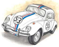 Herbie by herbiethelovebug