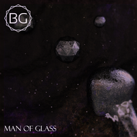 Man of Glass Album Cover by Syliss1