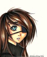 Eye Patch by XRainbowXZebraX