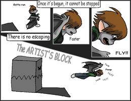Artists Block-- Page Two by xAllyCat